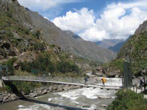 Km 82 - Camino Inka